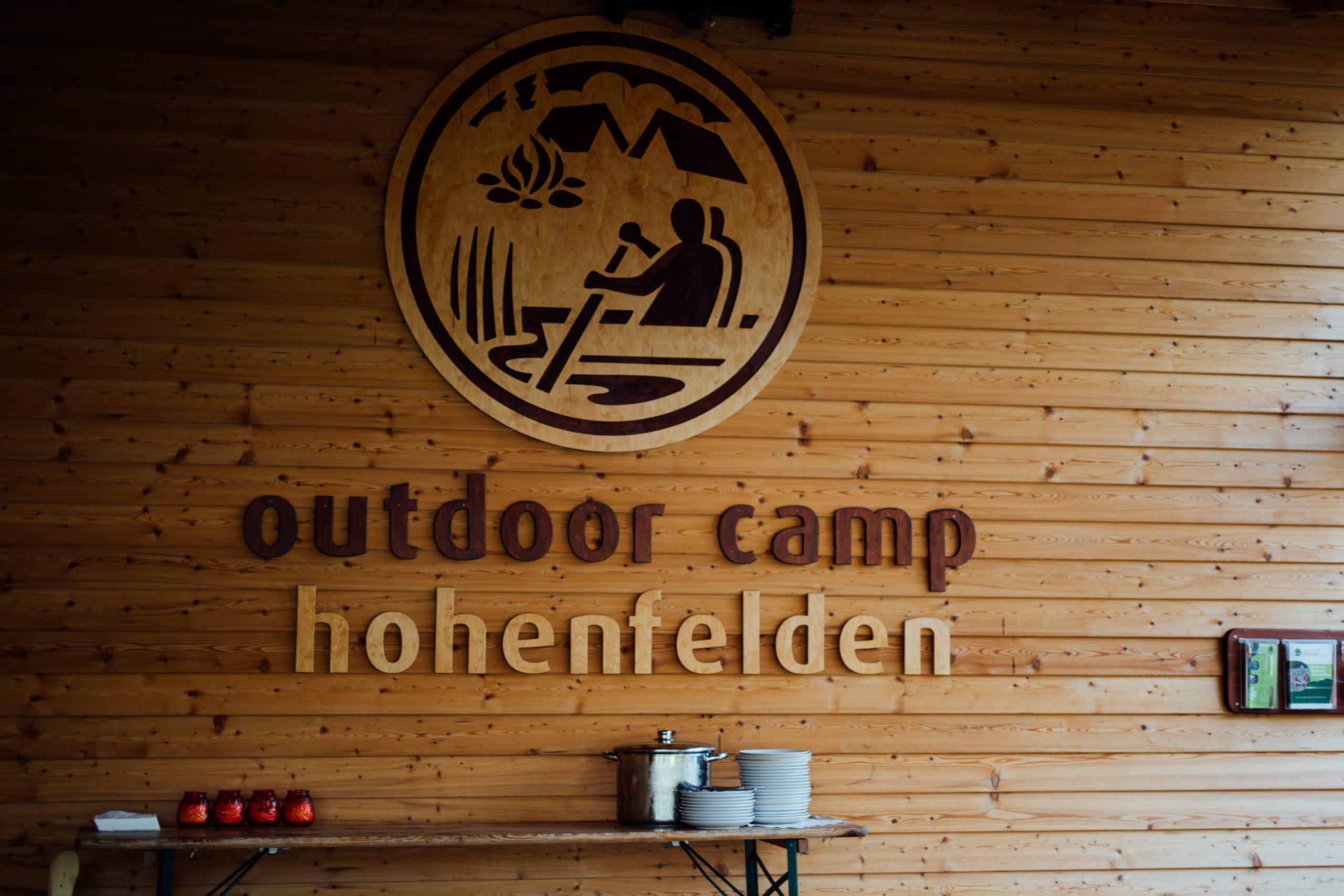 Outdoor Camp 2021 – dieses Jahr jagen wir Schnitzel!
